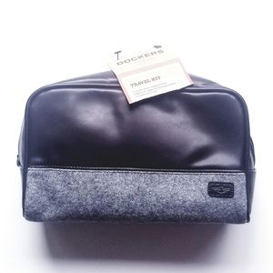 MEN'S DOCKER TRAVEL KIT BAG